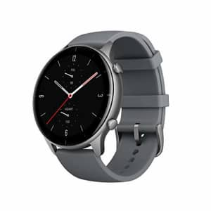 Amazfit GTR 2e Smartwatch with 24H Heart Rate Monitor, Sleep, Stress and SpO2 Monitor, Activity for $125