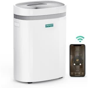 Nabaidun 30 Pint 2019 DOE Standard Dehumidifier for $200