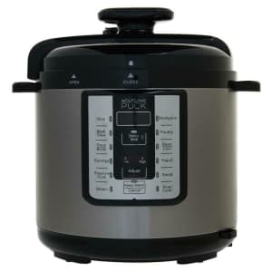 Wolfgang Puck 8-Quart Programmable Pressure Cooker for $90