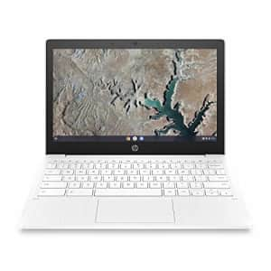 HP Chromebook 11-inch Laptop - Up to 15 Hour Battery Life - MediaTek - MT8183 - 4 GB RAM - 32 GB for $217
