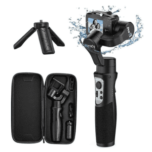 Hohem Pro 3 iSteady Smartphone 3-Axis Gimbal Stabilizer for $45