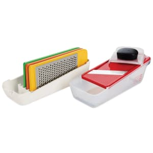 OXO Good Grips Complete 7-Piece Grate & Slice Set for $21
