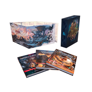 Wizards of the Coast Dungeons & Dragons Rules Expansion Gift Set for $102 pre-order