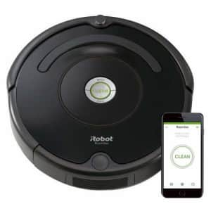 iRobot Roomba 675 Robot Vacuum-Wi-Fi Connectivity, Works with Alexa, Good for Pet Hair, Carpets, for $230