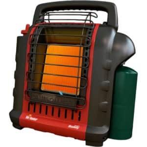 Mr. Heater Portable Buddy Propane Heater for $93