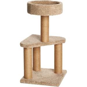 AmazonBasics Medium Cat Activity Tree for $39