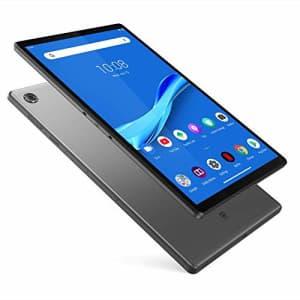 "Lenovo Tab M10 Plus, 10.3"" FHD Android Tablet, Octa-Core Processor, 32GB Storage, 2GB RAM, Iron for $129"