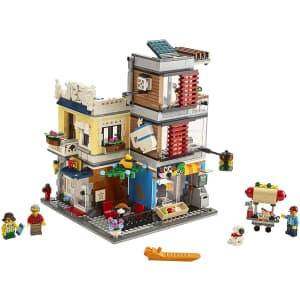 LEGO Creator 3-in-1 Townhouse Pet Shop & Cafe for $64