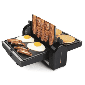 HomeCraft Nonstick Bacon Press and Griddle for $30