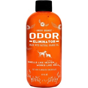 Angry Orange 8-oz. Pet Odor Eliminator Bottle for $14 w/ Sub & Save
