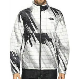 The North Face Men's Thermoball Puffer Coat for $76