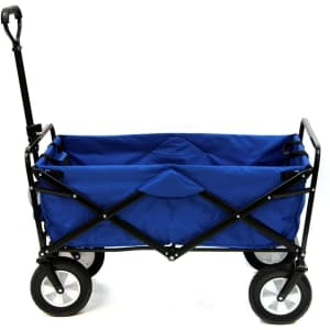 Mac Sports Outdoor Utility Wagon for $92