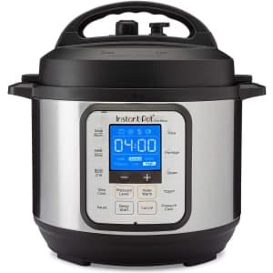 Instant Pot Duo Nova 7-in-1 3-Quart Electric Pressure Cooker for $50