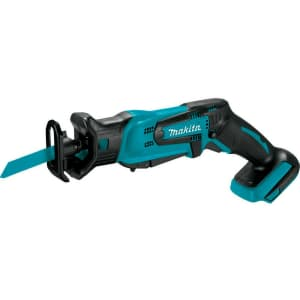 Makita 18V LXT Lithium-Ion Cordless Compact Reciprocating Saw (Bare Tool) for $68
