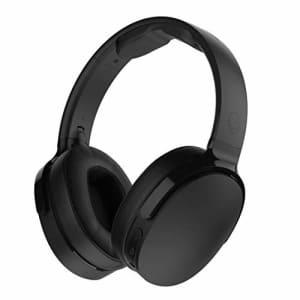 Skullcandy Hesh 3 Bluetooth Wireless Over-Ear Headphones with Microphone, Black (Renewed) for $55