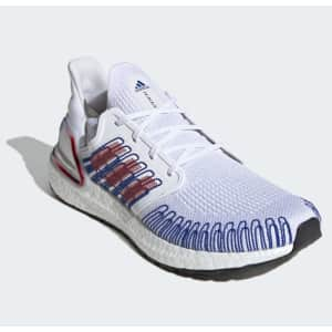 adidas Men's Ultraboost 20 Shoes from $72