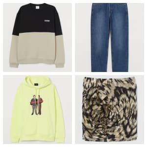 H&M Last Chance Sale: Up to 70% off
