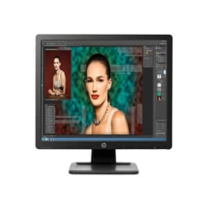 HP D2W67AA#ABA ProDisplay P19A 19'' LCD Monitor, Black for $120