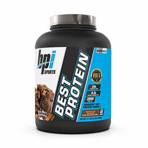 BPI Sports Best Protein 100% Whey Protein Blend Muscle Growth, Recovery, Meal Replacement No for $69