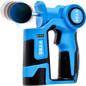 Vybe Percussion Massage Gun for $50