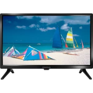 """Insignia Class N10 Series NS-19D310NA21 19"""" LED HD TV for $65"""
