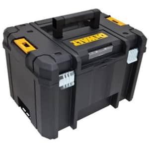 DeWalt TSTAK VI Deep Tool Box for $25
