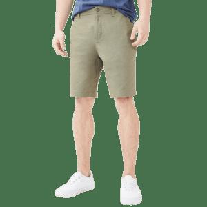 "Aeropostale Men's 9.5"" Classic Chino Shorts for $10"