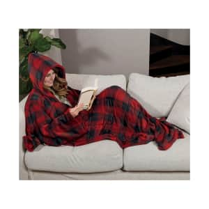 Ella Jayne Wearable Weighted Snuggle Blanket for $36