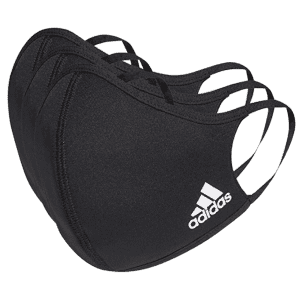 adidas Face Covers 3-Pack for $15