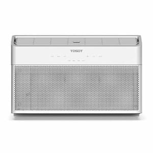 TOSOT 8,000 BTU Window Air Conditioner - Quiet operation, Energy Star, and Remote Control- Window for $340