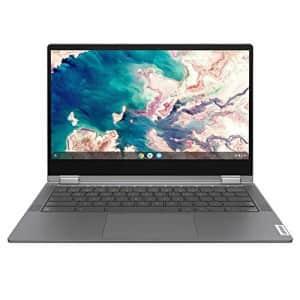 "2020 Lenovo Chromebook Flex 5 2-in-1 13.3"" FHD Touchscreen Laptop Computer_ 10th Gen Intel Core for $469"