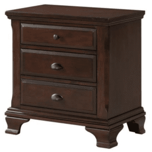 Picket House Furnishings Brinley 3-Drawer Nightstand for $159