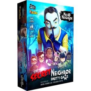 Arcane Wonders Hello Neighbor The Secret Neighbor Party Game for $11