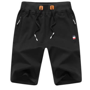 Magritta Men's Drawstring Shorts for $14