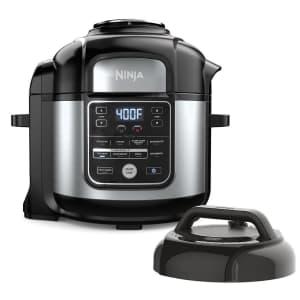 Ninja Foodi XL 8-Quart 10-in-1 Pressure Cooker & Air Fryer for $156 for members