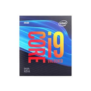 Intel Core i9-9900KF 3.60GHz 8-core CPU for $345