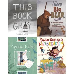 Children's Books at Amazon: Up to 50% off