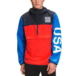 The North Face Men's or Women's International Collection Colorblocked Anorak for $53