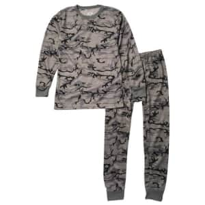 Northern Exposure Men's Thermal 2-Piece Set for $19
