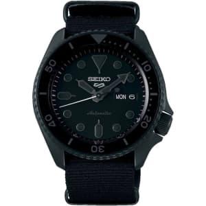 Seiko 5 Sports 24-Jewel Automatic Watch for $168