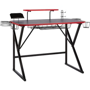 Amazon Basics Gaming Computer Desk for $66