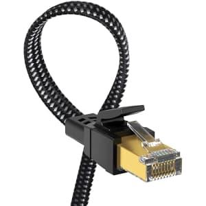 Orbram Cat 8 150-Ft. Ethernet Cable for $43