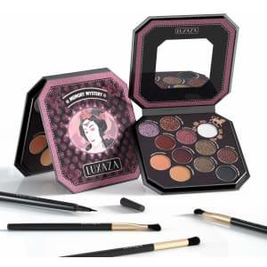Luxaza Eye Makeup Kit for $6