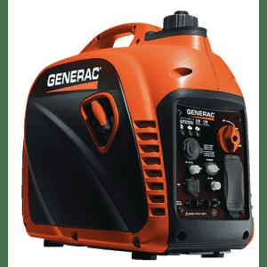 Generac GP Series 1700W 120V Gasoline Generartor / Inverter for $449 in cart