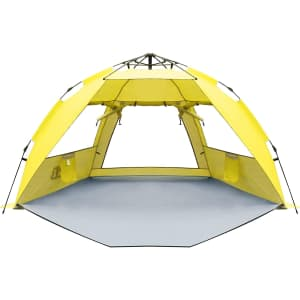 HiTOSport Pop-Up Sun Shelter for $48