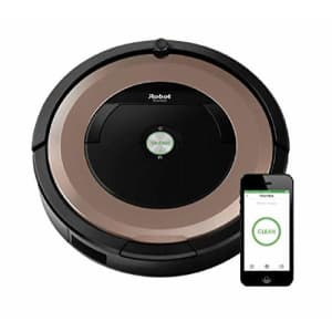 iRobot Roomba 895 Wi-Fi Connected Robotic Vacuum for $460