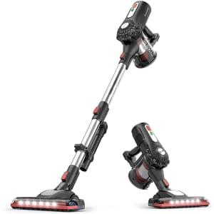 RoomieTEC Dylon 2-in-1 Cordless Stick Vacuum Cleaner for $65