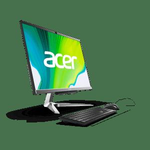 "Acer Aspire C24 10th-Gen. i3 24"" AIO Desktop PC for $361 in cart"