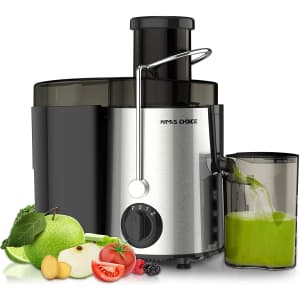 Mama's Choice Juice Extractor for $50
