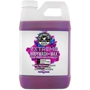 Chemical Guys 64-oz. Extreme Bodywash & Wax Car Wash Soap for $20